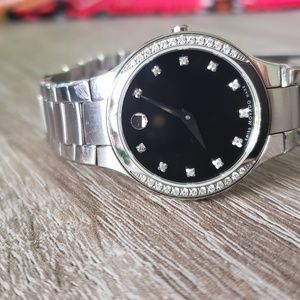 Movado Diamond ladies watch